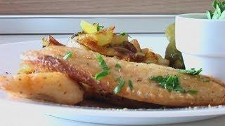 Филе рыбы телапия в остром чесночном масле рецепт