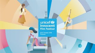 UNICEF Innocenti Film Festival 2019 Q & A w/ Takaomi Ogata and Daniel Kardefelt-Winther