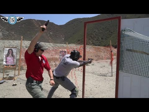 Advanced Shooting Tactics at Pacific West Academy