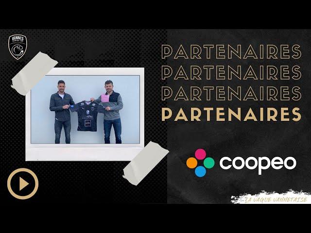 COOPEO FAIT PARTIE DU MAILLOT !