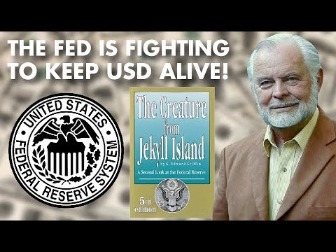 G. Edward Griffin: FED Lost Control - Debt Burden Might Trigger WAR!
