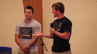 Repeat youtube video Daniel and John Nemmers Testimonies