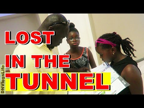 LOST in DownTown Houston Tunnel System