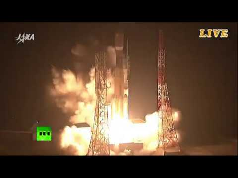 Japan launches much-needed supplies to Intl Space Station