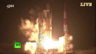 Japan launches much needed supplies to Intl Space Station
