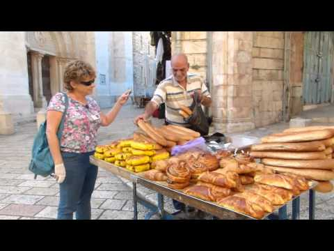 Jerusalem Muslim and Christian Quarters --- Tour Guide Dina Horn