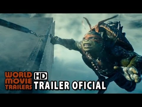 Trailer do filme As Tartarugas Ninja
