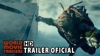 As Tartarugas Ninja Trailer oficial Dublado #2 (Brasil) (2014) HD