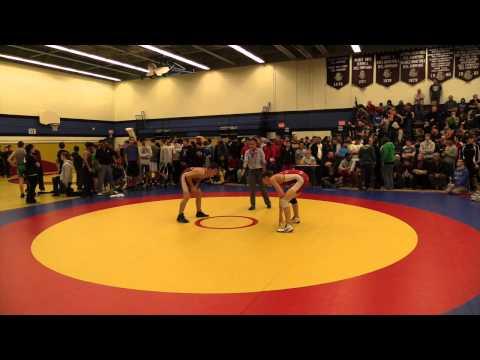 2014 Matmen Classic: 63 kg Callum McNeice vs. Cody Sheppard