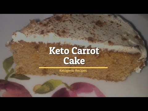 keto-carrot-cake-|-ketogenic-recipes
