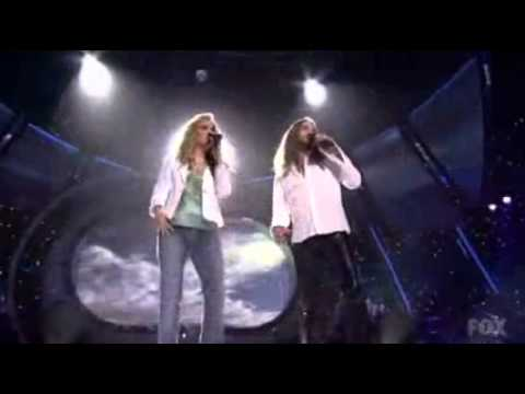 Bo Bice & Carrie Underwood Duet.mp4
