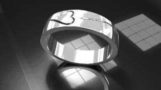 Обручальные кольца из белого золота с сердечками(, 2013-11-25T23:51:25.000Z)
