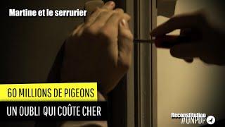 60 millions de Pigeons : Martine et le serrurier