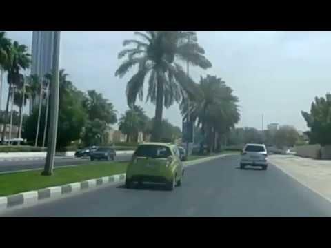 Sharjah Corniche Road