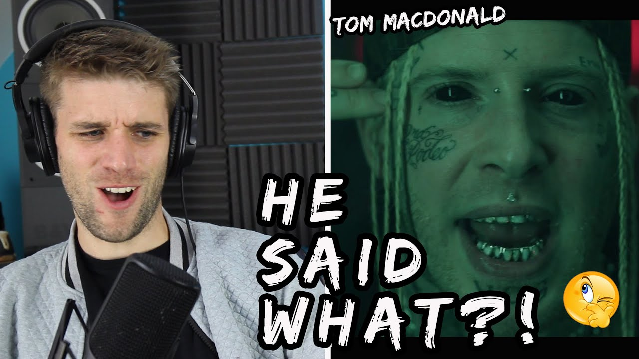 Download Tom MacDonald - I Hate Hip Hop REACTION !   THIS IS WRONG?!
