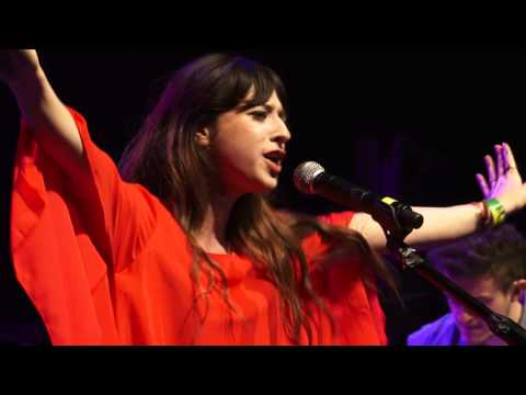 "Foxes - ""Beauty Queen"" (Live at Perez Hilton's SXSW 2013 Party)"