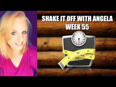 Shake It Off With Angela Week 55