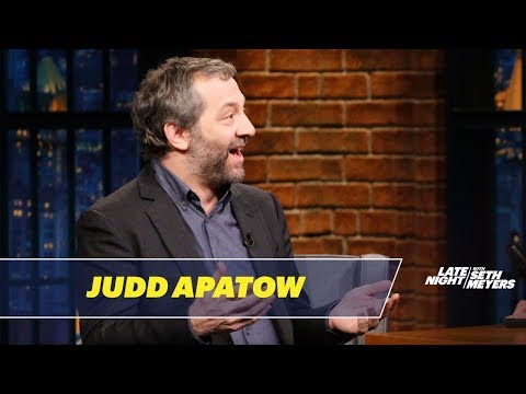 Judd Apatow Addresses Sexual Harassment in Hollywood