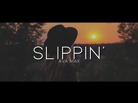 Ava Max ft. Gashi - Slippin' (Lyrics)