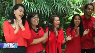 Glorify The Lord Ensemble - Oh Happy Day