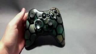 Modern Warfare 3 Hex Camo Controller