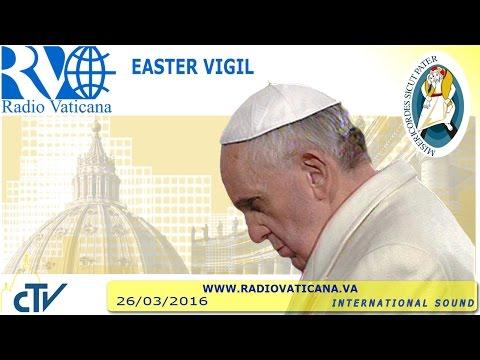 Mirá en vivo: El papa Francisco bautizará a 12 fieles de distintas nacionalidades
