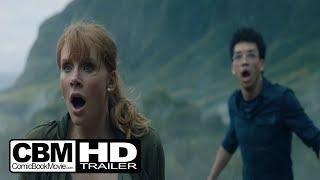 Jurassic World Fallen Kingdom - Teaser Trailer - 2017 Universal HD