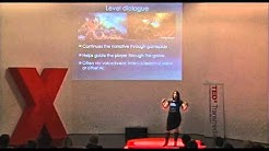 The Future of the Videogames Writer: Rhianna Pratchett at TEDxTransmedia