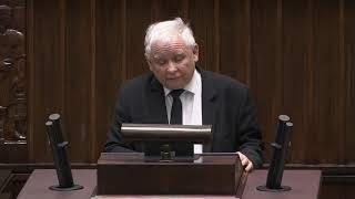 Jarosław Kaczyński - wystąpienie z 6 kwietnia 2020 r.