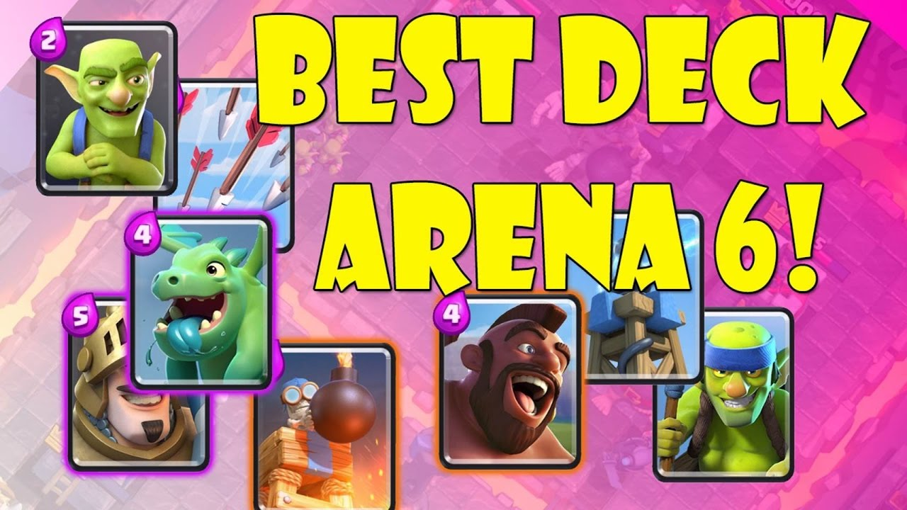 Best deck for builder workshop clash royale youtube for Best builders workshop deck