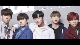 B1A4 - Choo Choo TRAIN KAN/ROM/ENG Lyrics (??) MP3
