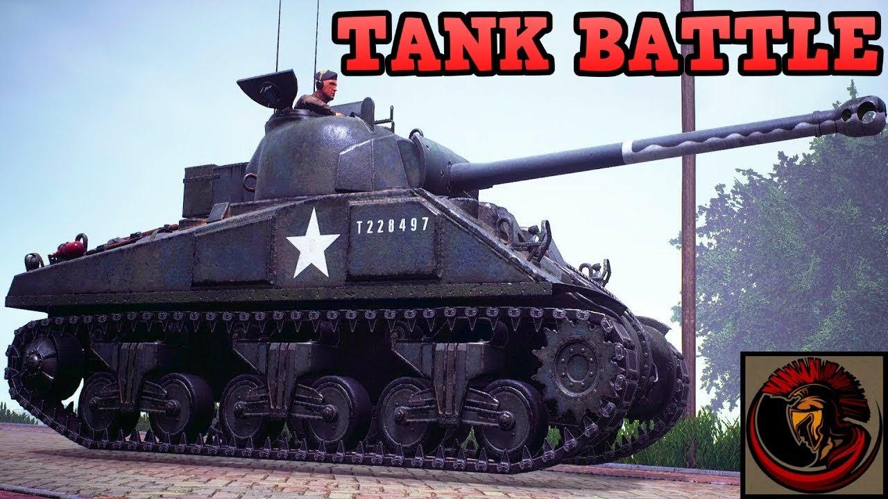 Post Scriptum - TANK BATTLE | Sherman Firefly