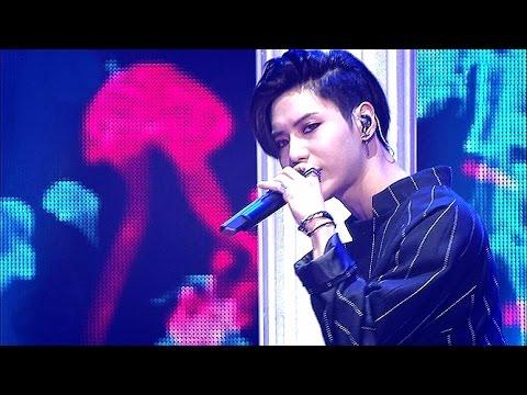 SHINee - Odd Eye @ popular song Inkigayo 20150621