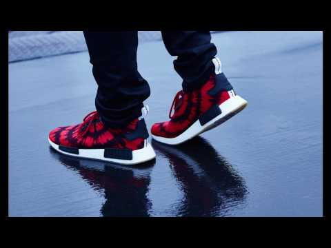 IMAGINARY UNBOXING – Adidas NMD X Nice kicks