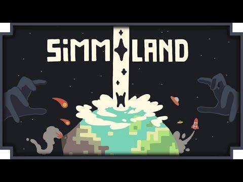 Simmiland - (Civilization Building God Game)