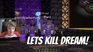 Dream SMP SAVES Tommyinnit and Tubbo and KILL DREAM!!!