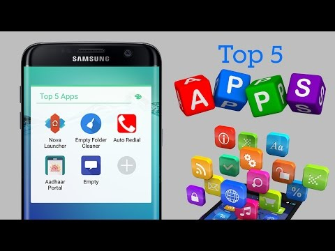 Top 5 Best Android Apps 2016