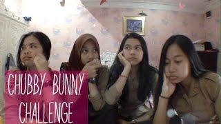 CHUBBY BUNNY CHALLENGE!