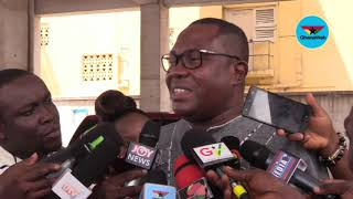 NDC primaries: Nurudeen, Goosie not eligible to vote – Ofosu Ampofo