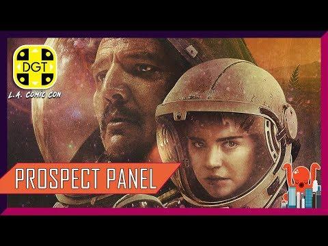 Prospect Panel At L.A. Comic Con 2018