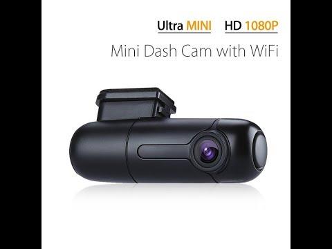 Blueskysea B1W WiFi Mini Dashcam