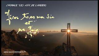 Chorale Les Voix de l'Argens - Jésus tu es ma vie et ma joie