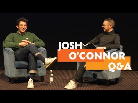 Josh O'Connor  God's Own Country Q&A