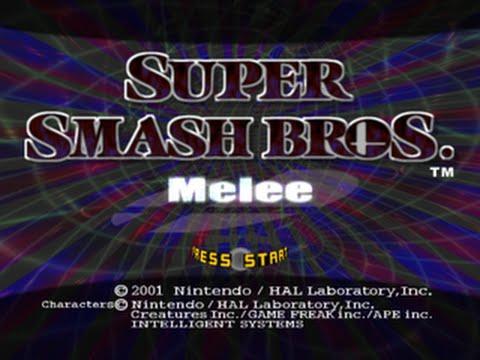 GameCube Longplay 009 Super Smash Bros Melee