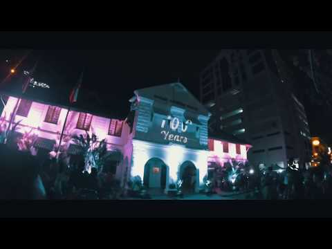 Sabah Tourism Board Building 100th Years Old Celebration 2018.