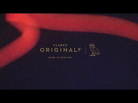 OVO x Clarks Originals 'Made in England'