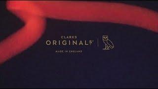 OVO x Clarks Originals