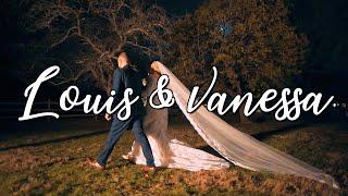 Congratulations Louis & Vanessa !