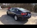 2017 Chevrolet Malibu Gilmer, Pittsburg, Mt. Pleasant, Gladewater, Longview, TX 1447