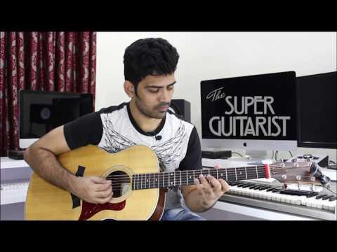 Aarya 2 - Uppenantha - Guitar lead lesson